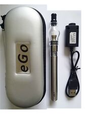 eGo GLASS GLOBE Dab Concentrates Starter Kit PEN 1100MAH battery + USB + L case