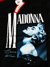 New Madonna SEALED True Blue Who's That Girl Tour Official BOY TOY T Shirt Promo
