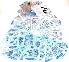 Personal Impressions CHRISTMAS CLEAR STAMPS   ***HUGE DISCOUNT***