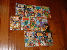1981-83 Marvel Lot of 11 Ghost Rider 61 - 80 Fleisher Perlin Kane VG to Fine+