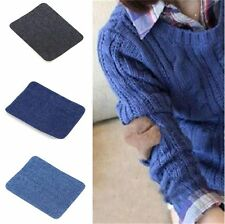 2pcs Iron On Patches Denim Patches Jeans Repair Elbow Holes Tears Tents Curtains
