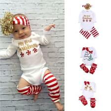 Lovely Newborn Baby Girls Infant Romper Jumpsuit Bodysuit Clothes Outfit 3-18M