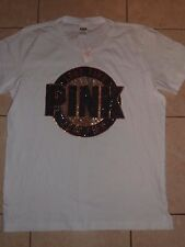 "VICTORIAS SECRET PINK BLING NEW CAMPUS ""PINK"" SCOOPNECK TEESHIRT NWT"
