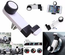 Universal Extendable Cradle Car Air Vent Clip Mount Holder For Mobile Phone GPS