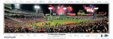 Boston Red Sox Fenway Park 2013 World Series Game 6 w/Sigs Panoramic Poster 2092