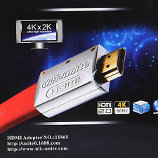 Red Wire DVI 24+5 Male to HDMI Female HDMI to DVI HDMI Adapter Gold Plated New