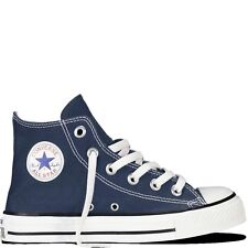 Converse CT HI  Navy  Unisex Kids Canvas Trainers