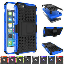 New Hybrid Rubber Hard Stand Case Cover For Apple iPod Touch 5 5th Gen 6 6th Gen