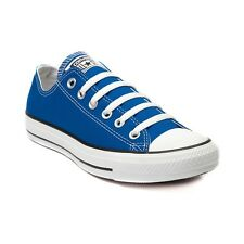 New Converse Chuck Taylor All Star Lo Sneaker Snorkel Blue Womens Mens Shoes