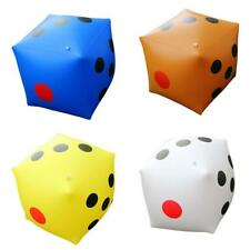 Large Inflatable D6 Six-sided Dice 62cm Blow Up TPRG Role Playing Party Game Toy