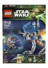 NEW SEALED LEGO 75002 Star Wars AT-RT, 222 PC. Ages 7-12, NEW IN SEALED BOX