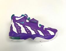Nike Big Kids' AIR DT MAX '96 RETRO GS Shoes Purple Vernom/White 616502-501 a2