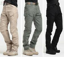 Urban Tactic Military Mens Casual Trousers Combat Pants Army Hunting Camo Cargo