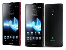 "Sony Ericsson Xperia ion LTE LT28i Unlocked 4.55"" 16GB 12.0MP Android Smartphone"