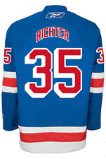 Mike Richter New York Rangers Reebok Premier Home Jersey NHL Replica