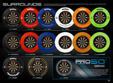 Winmau Rubber Dartboard Surround with Winmau printed logo - Stretch to fit