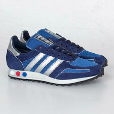 Adidas Originals La Trainer OG Dark Marine AQ4930 (All Size) Vintage Racing R1