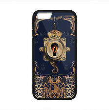 Fantastic Beast Muggle Worthy Lock Print On Hard Plastic Case Cover For iPhone 7