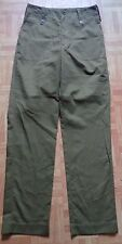New British Army Man's Lightweight Olive Green Trousers
