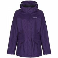 Craghoppers Womens Madigan 3 in 1 Waterproof Jacket in Purple **RRP £120**