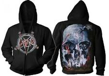 Slayer SOUTH OF HEAVEN Zip Up Hoodie NEW Licensed & Official