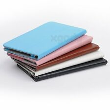 "For XGODY 7"" inch Smartphone Android Tablet Phablet Universal Leather Case Cover"