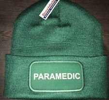 AMBULANCE / PARAMEDIC / SECURITY / YOUR CUSTOM TEXT BEANIE HAT