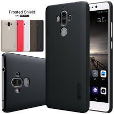 Nillkin Shield Hard Back Case + Free Screen Protector Cover For Huawei Mate 9