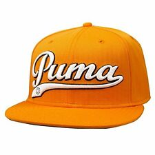Puma Script Cool Cell Snapback Logo Cap -- Choose SZ/Color.