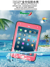 For iPad Mini 4 Genuine Redpepper Waterproof Case Cover Snow Dirt Shock Proof