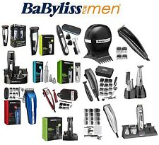 BaByliss Grooming Kit / Hair Clipper Beard & Stubble Trimmer Nose / Ear Trimmer
