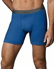 Hanes Men's TAGLESS® Ultimate Fashion Boxer Briefs with Comfort Flex® Waistband