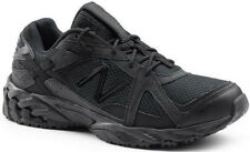 New Balance 570 SG Suregrip Mens Shoes Black Slip Resistant Trail Sneakers NEW
