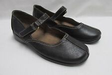 Women's Aerosoles Brown Leather Mary Jane Casual Shoes Size 8½