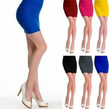 Fitted New Dress Pencil Sexy Shorts Stretch Women Mini Fashion Slim Tight Skirt