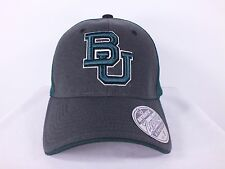 BAYLOR BEARS NCAA ADULT SIZES S, M/L, XL FLEX/ FITTED CAP HAT (H-46)