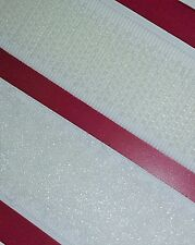 White Stick On Hook & Loop tape Alfatex® Brand supplied by the Velcro Companies