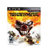 Twisted Metal (Sony PS3, 2012), brand new & sealed black label