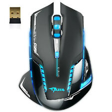 E-3lue 6D Mazer II 2500 DPI Blue LED 2.4GHz Wireless Gaming Mouse