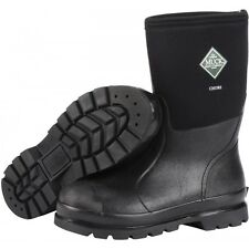 MUCK UNISEX CHORE BOOT MID-CUT All Conditions Work Boot Durable Shock Absorbent