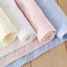 Newest 3 Layer Ecological Cotton Soft  Breathable  Reusable Washable Diaper