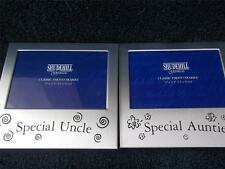 Special Auntie Photo Frame & Special Uncle Photo Frame Inscribed Wording NEW