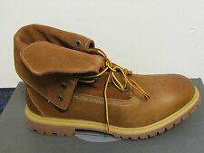Timberland Women's Earthkeepersxae Timberland Authentics Suede Roll-Top Wheat