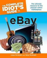 The Complete Idiot's Guide to Ebay, 2nd Edition (Complete Idiot's...  (ExLib)