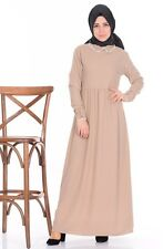 Sefamerve Mink Hijab Dress