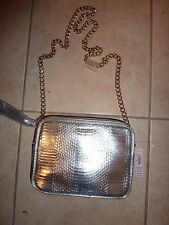 VICTORIAS SECRET PARIS FASHION SHOW BLING ZIP TASSEL MULTIUSE CROSSBODY BAG  NWT