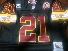 Brand New Washington Redskins #21 Sean Taylor Throwback 2Patches Jersey Mens XL