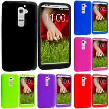 For LG G2 Sprint T-Mobile At&t Soft Silicone Skin Rubber Cover Case Accessory