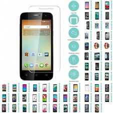 4 Pack Real Premium Tempered Glass Screen Protector Film for Cell Phone