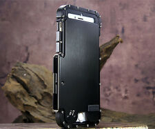 Luxury Armor Metal Hybrid Shockproof Full Protection Case Cover 4 Samsung iPhone